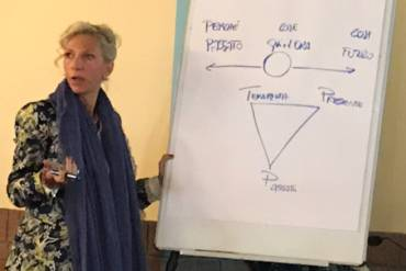 > Master di formazione con Erica Poli per medici e psicologi